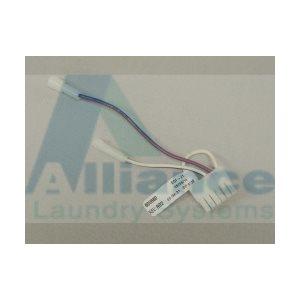 215 / 230 INSUL FRT PNL(DR LATCH)ASSY W / HN