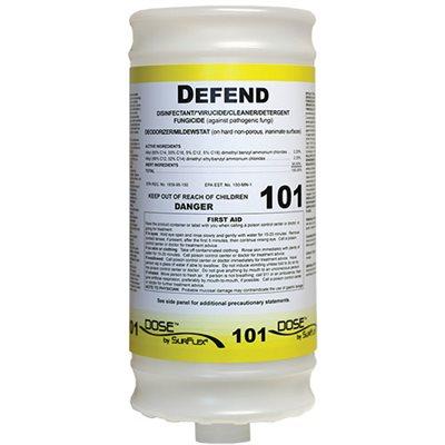 DEFEND QUATERNARY CLEANER / DISINFECTANT (0.5 / QT)